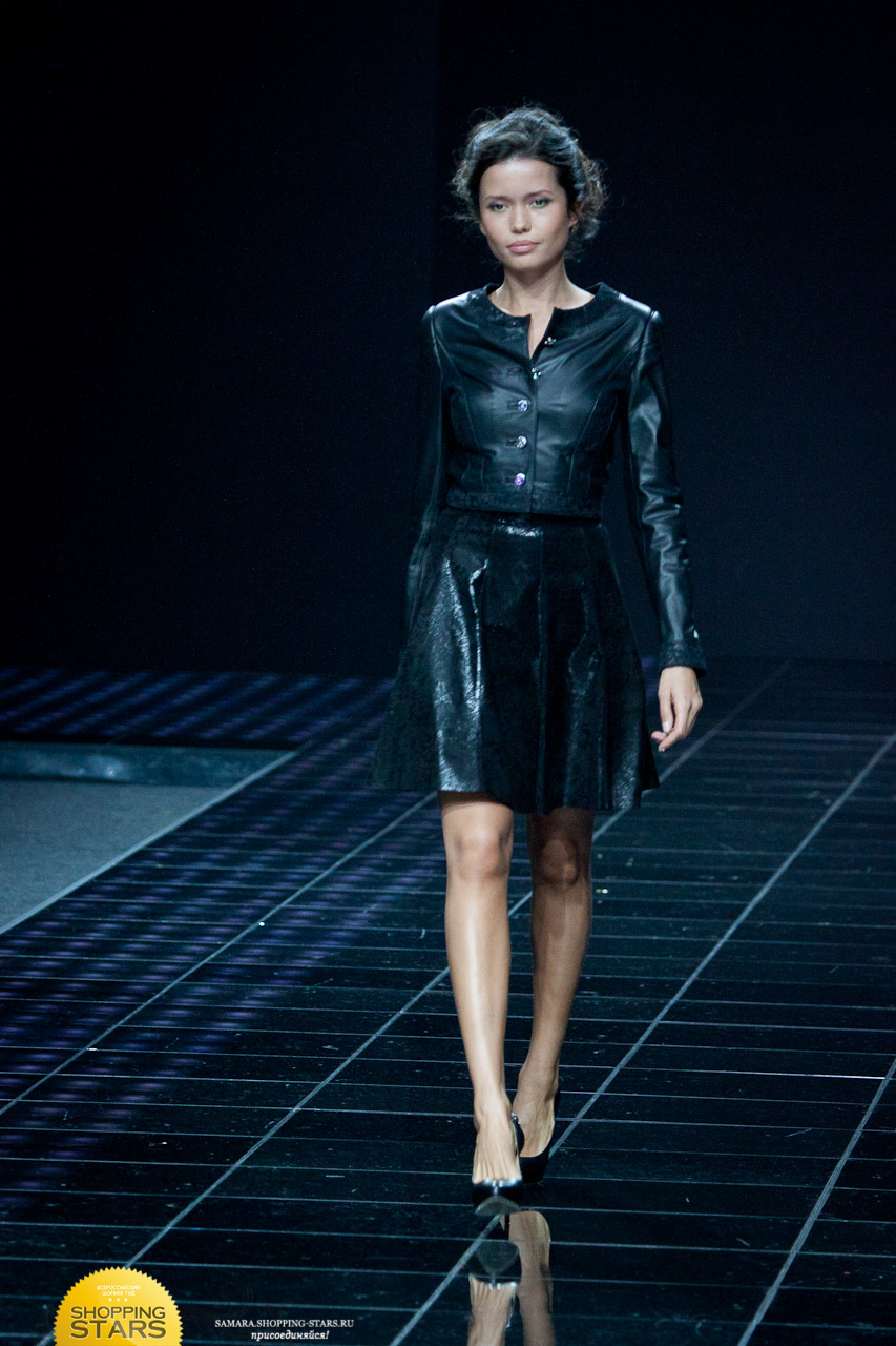 Eleonora Amosova - Volvo Fashion Week10