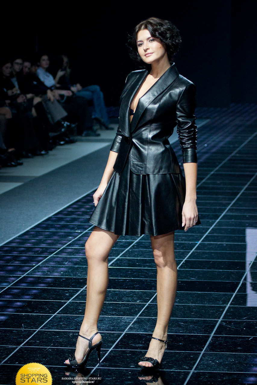 Eleonora Amosova - Volvo Fashion Week15