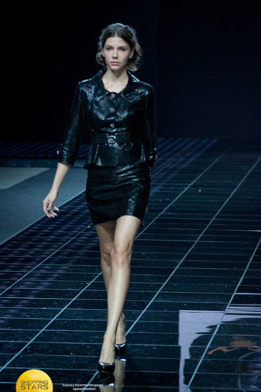 Eleonora Amosova - Volvo Fashion Week21