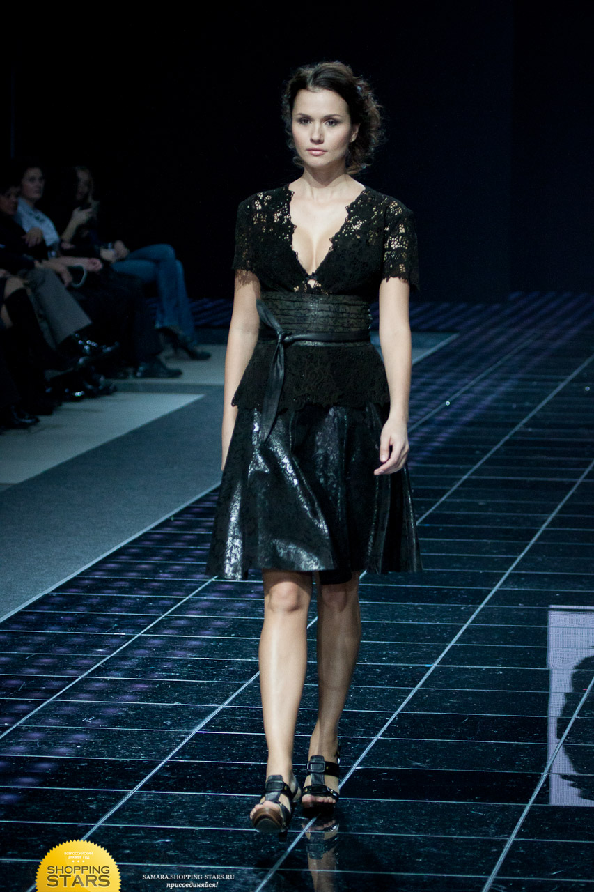 Eleonora Amosova - Volvo Fashion Week25