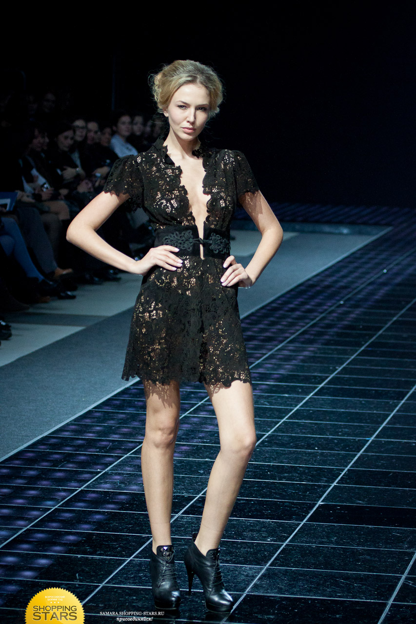 Eleonora Amosova - Volvo Fashion Week26