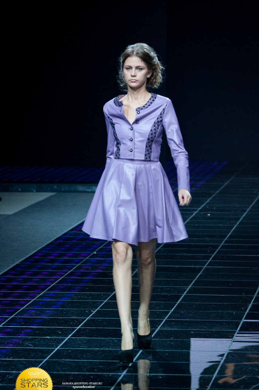 Eleonora Amosova - Volvo Fashion Week35