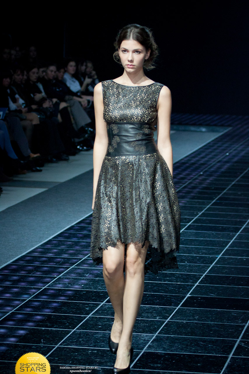 Eleonora Amosova - Volvo Fashion Week52