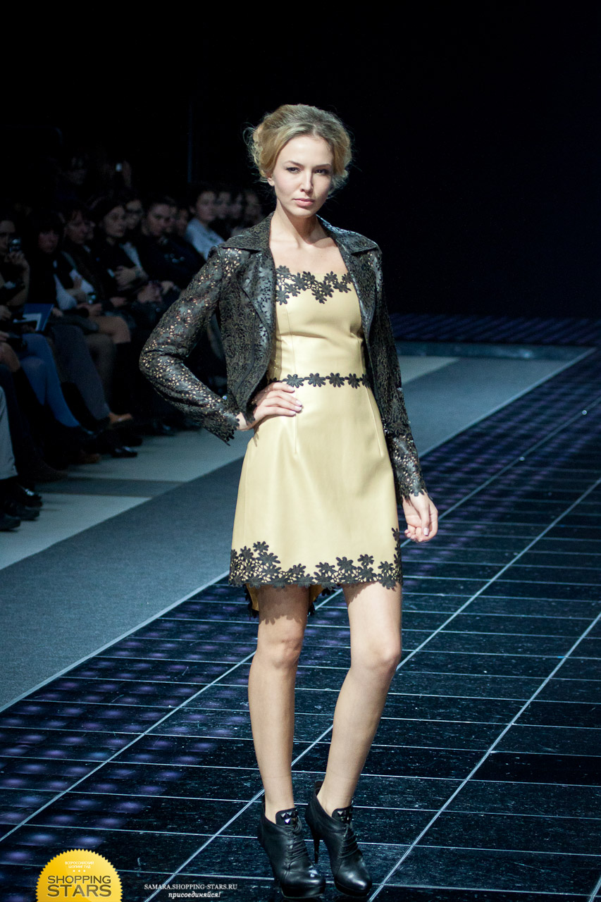 Eleonora Amosova - Volvo Fashion Week56