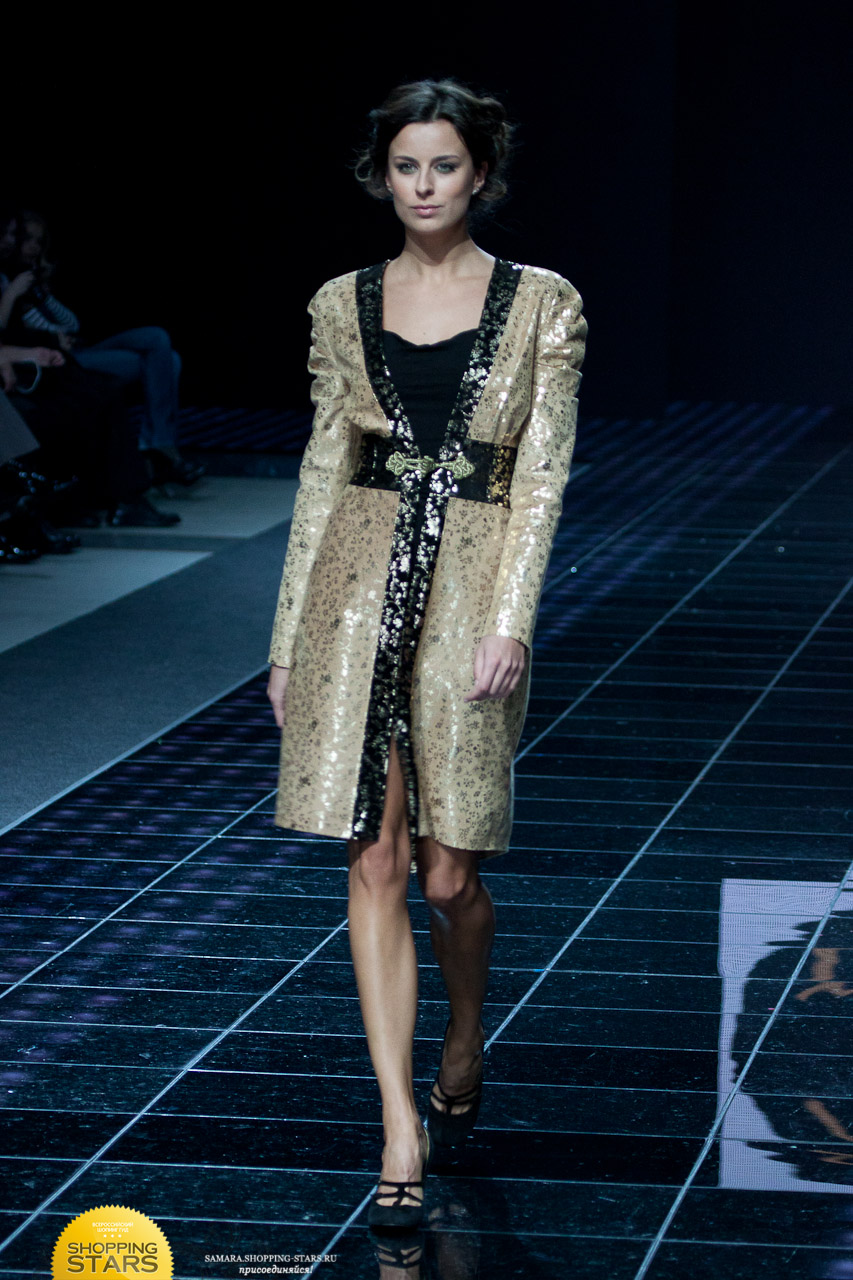 Eleonora Amosova - Volvo Fashion Week63