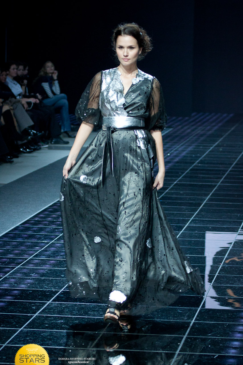 Eleonora Amosova - Volvo Fashion Week93