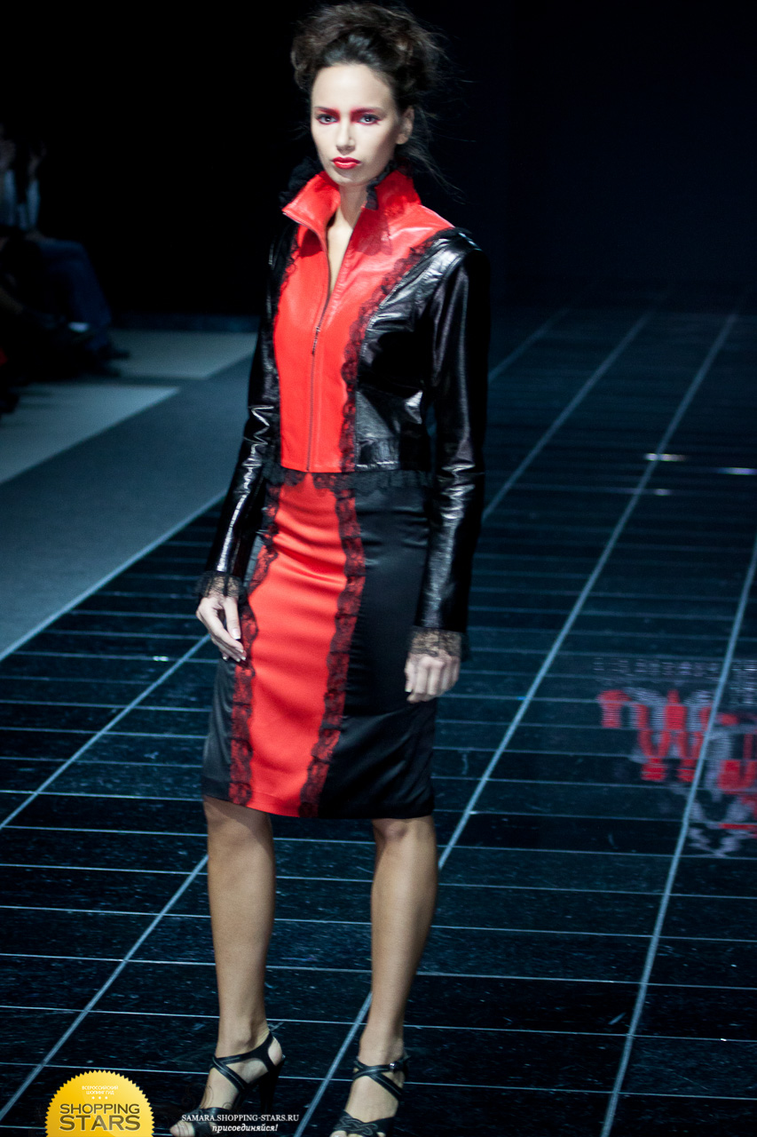Miroslava Lerman - Volvo Fashion Week11