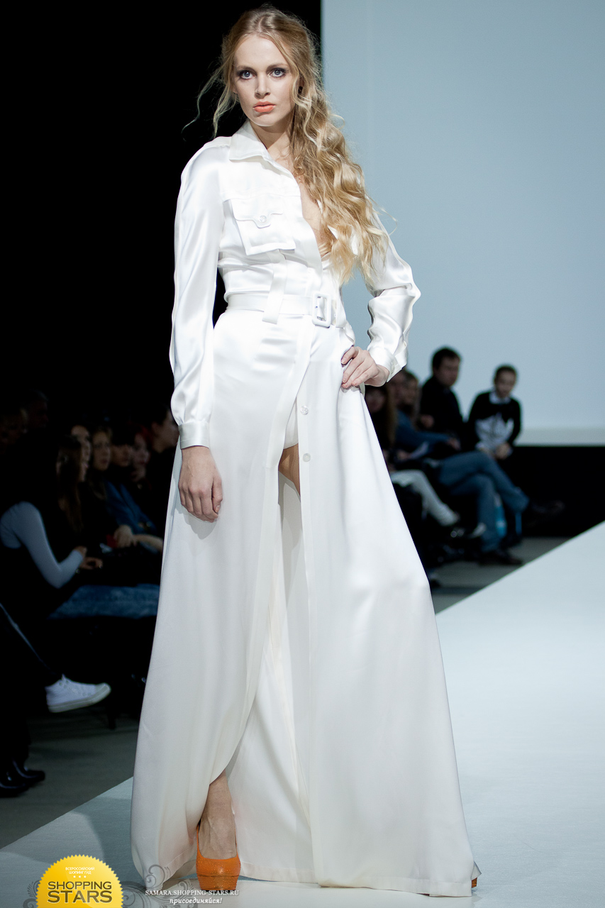 Plume Princess - Volvo Fashion Week 201122