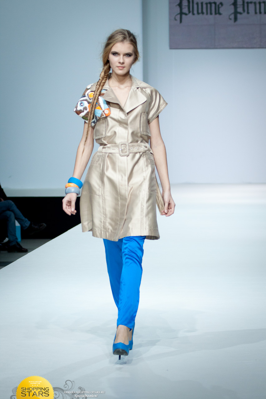 Plume Princess - Volvo Fashion Week 201150