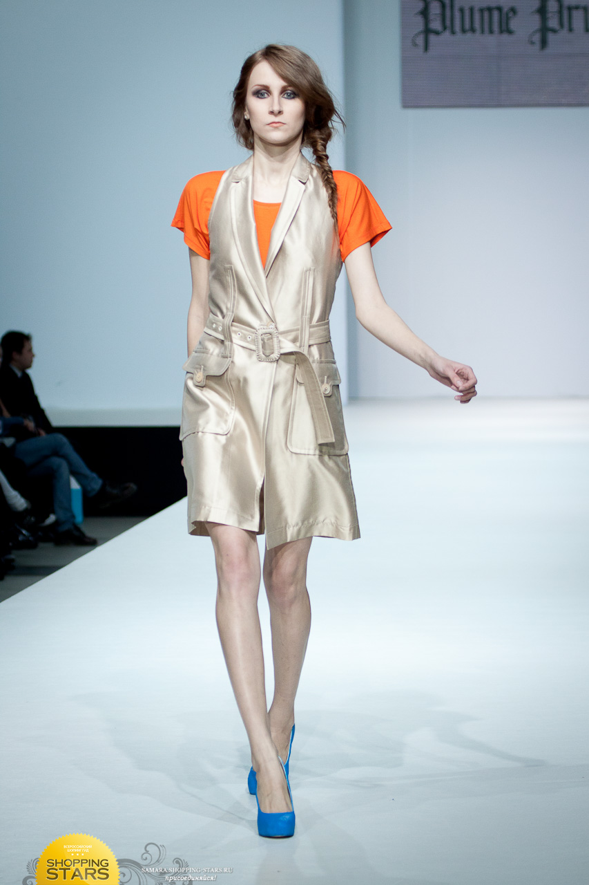Plume Princess - Volvo Fashion Week 201154