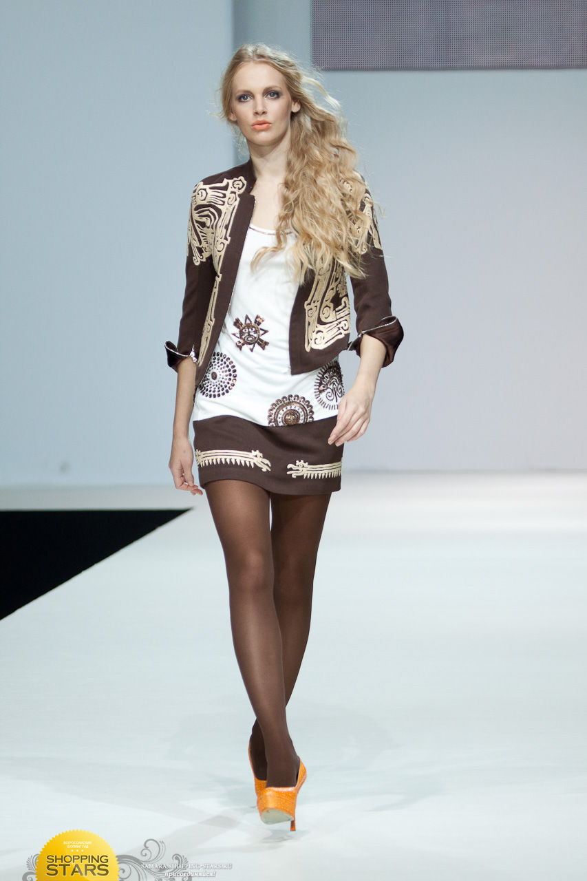 Plume Princess - Volvo Fashion Week 201163