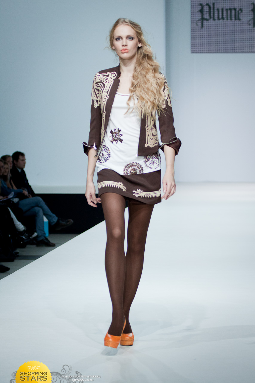 Plume Princess - Volvo Fashion Week 201164