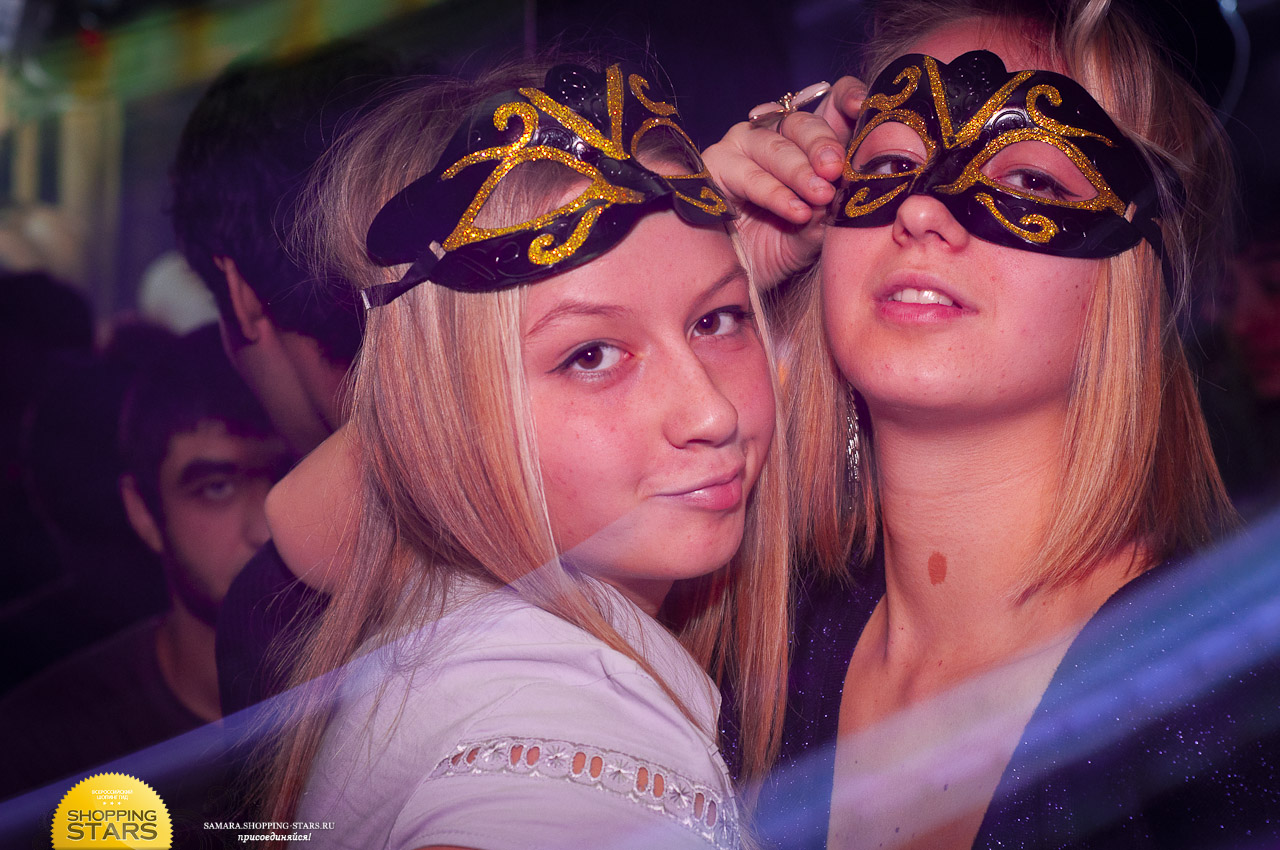 New Year Mascarade 2011 в Sexon