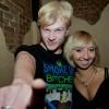 Снег Шоу в рок-баре Подвал. Вечеринка Стиляги50