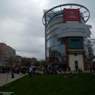 Открытие нового торгового центра Вертикаль3