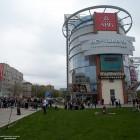 Открытие нового торгового центра Вертикаль4
