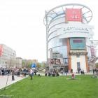 Открытие нового торгового центра Вертикаль5