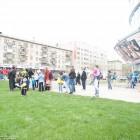Открытие нового торгового центра Вертикаль13
