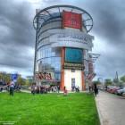 Открытие нового торгового центра Вертикаль138