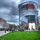 Открытие нового торгового центра Вертикаль144