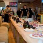 День рождения ресторана Зайцы208