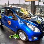 Презентация нового Chevrolet Spark