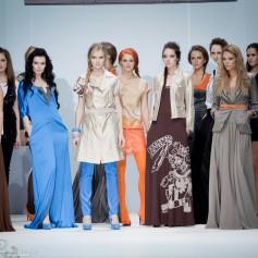 Plume Princess - Volvo Fashion Week 2011