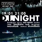 D.I. Night в Трубе!